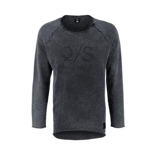 Q/S designed by ROBIN SCHULZ Bluza black