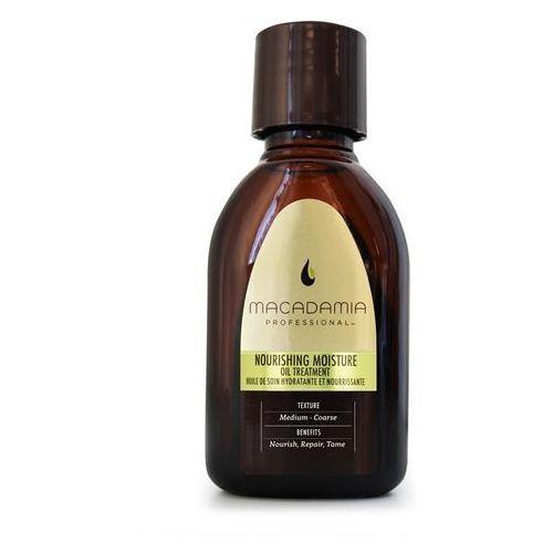 Macadamia Nourishing Oil Treatment - odżywczy olejek do włosów normlanych i grubych 27ml