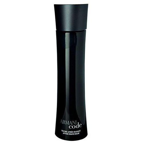 Armani Code 100 ml balsam po goleniu