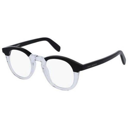 Okulary korekcyjne sl 145 004 Saint laurent