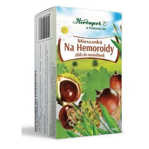 Mieszanka na hemoroidy 100g Herbapol kraków - Super oferta