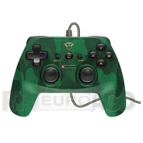 gxt 540c yula wired gamepad edycja camo marki Trust