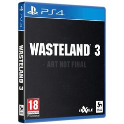 Deep silver Wasteland 3 day one edition ps4