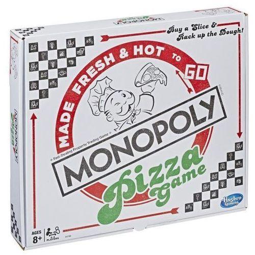 Hasbro Monopoly pizza +darmowa dostawa przy płatności kup z twisto