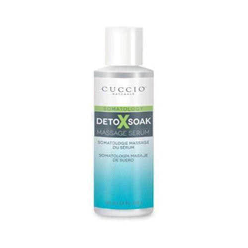 Cuccio Detoxsoak - serum do masażu 118ml