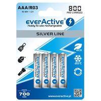 Everactive 4x r03/aaa ni-mh 800 mah ready to use