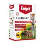 Target Kretołap - pirotechniczne urządzenie do zwalczania kretów