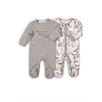 Pajacyki dla niemowląt Minoti 5.10.15.