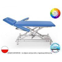 Stół do masażu limfatycznego Mercury S2.F0-H Limfa z hydrauliczną regulacją wysokości