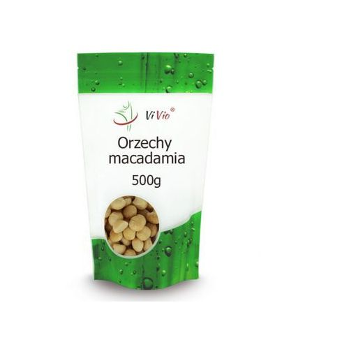 VIVIO Orzechy Macadamia - 500g