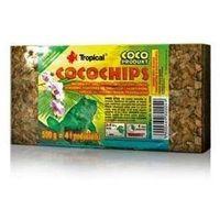 Tropical Cocochips grube podłoże kokosowe do terrarium 500g