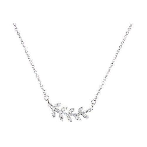 39adb2044e Biżuteria damska ze srebra Naszyjnik srebrny SŁ.029.01 (SAXO ...