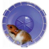Zolux kołowrotek rodylounge silent wheel fioletowy [205946]