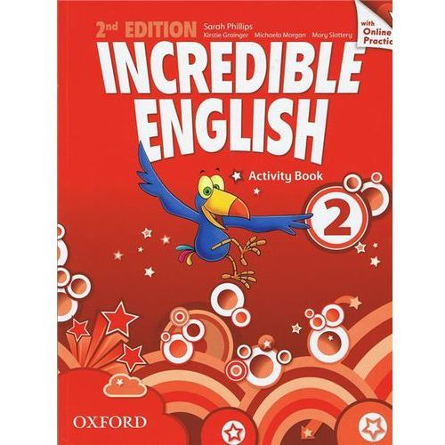 Incredible English 2E 2 Activity Book with Online Practice (2014)