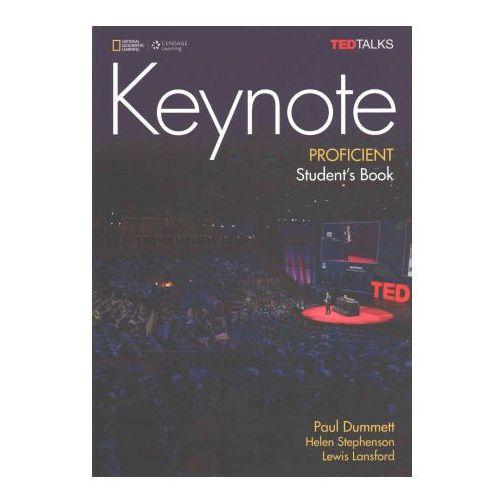 Keynote C2. Podręcznik + DVD (176 str.)