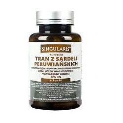 Tran  SINGULARIS-HERBS CORP. USA Apteka Zdro-Vita