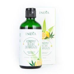 Kosmetyki do masażu India Cosmetics
