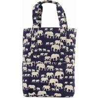 torebka MI-PAC - Tote Elephants Blue (001)