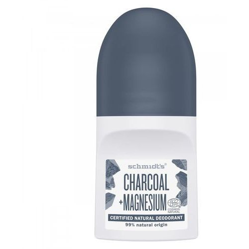 Dezodorant w kulce węgiel z magnezem 50 ml schmidt's Schmidts - Znakomita promocja