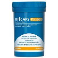BICAPS D3 2000 FORMEDS, WITAMINA D3