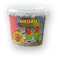 Megan pokarm dla papug średnich mix 1l [me11]