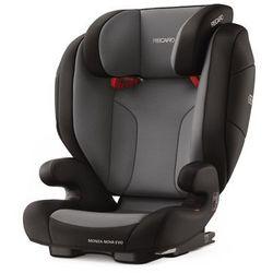 fotelik 15-36kg monza nova evo seatfix carbon black marki Recaro