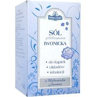 Proszek IWONICKA Sól lecznicza 1 kg