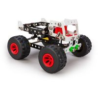 Mały konstruktor monster truck - warrior alex marki Alexander