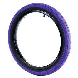 Colony Płaszcz opony - grip lock 20in bmx violet (violet)