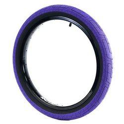 Płaszcz opony - grip lock 20in bmx violet (violet) rozmiar: 20in marki Colony