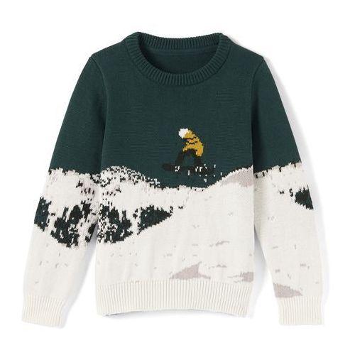 Sweter na boże narodzenie 3-12 lat La redoute collections