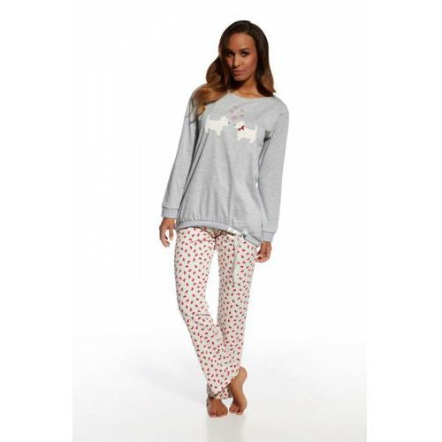 5f0763afcc6560 699/99 dogs melanżowy piżama damska (Cornette) opinie + recenzje ...