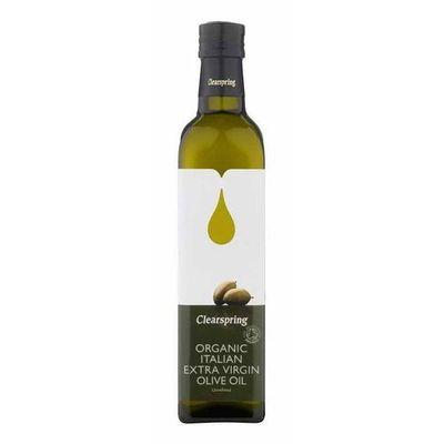 Oleje, oliwy i octy CLEARSPRING biogo.pl - tylko natura