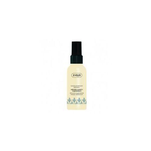, odżywka w sprayu do włosów niesfornych intensywne wygładzanie z jedwabiem, 125ml marki Ziaja