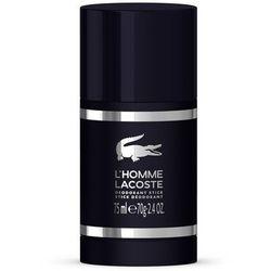 Dezodoranty dla mężczyzn  Lacoste