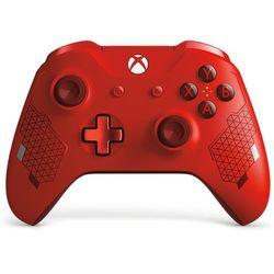 Microsoft Kontroler bezprzewodowy xbox sport red special edition