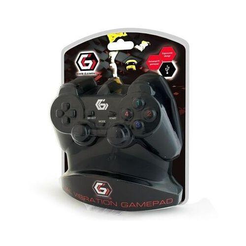 Gembird Gamepad usb gamepad dual vibration (jpd-udv-01) darmowy odbiór w 20 miastach!