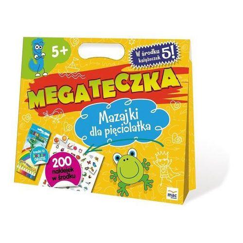 Mega Teczka - Mazajki Pięciolatka, Barbara Lewandowska