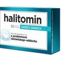 Aflofarm farmacja polska sp. z o.o. Halitomin 30 tabletek