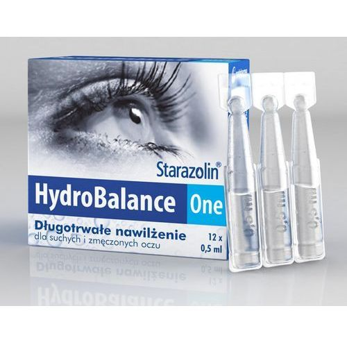 Krople Starazolin HydroBalance One