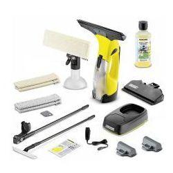 Wv 5 premium non stop karcher - myjka do okien + przedłużka + rm 503 + pady wewnętrzne + pady zewnętrzne + skrobak marki Kärcher