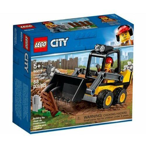 LEGO Zestaw City Great Vehicles 60219 Koparka