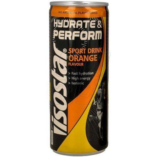 Napój izotoniczny Hydrate & Perform Isostar 250 ml pomarańczowy