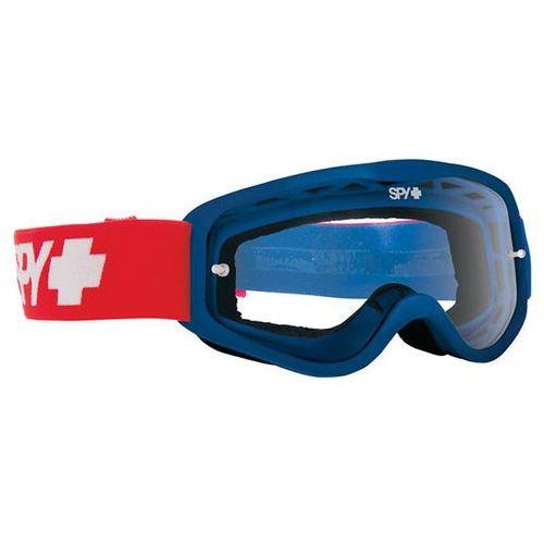Gogle narciarskie cadet classic usa - clear w/ post Spy