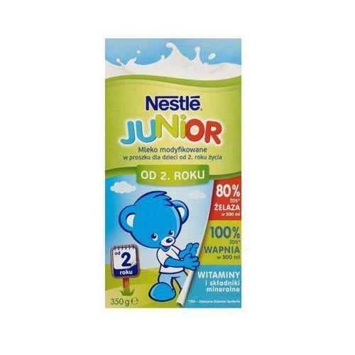 NESTLE JUNIOR 350g Mleko modyfikowane dla dzieci od 2 roku życia