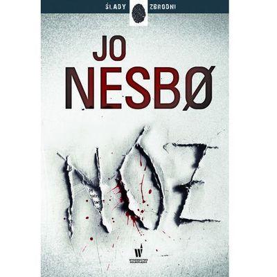 Książki horrory i thrillery Jo Nesbo TaniaKsiazka.pl