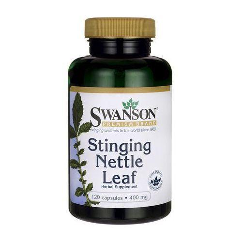 Kapsułki Swanson Pokrzywa (Nettle Leaf) 400mg 120 kaps