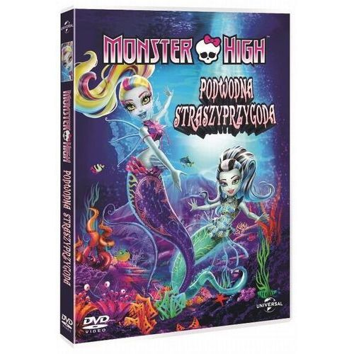 Monster high podwodna straszyprzygoda Filmostrada