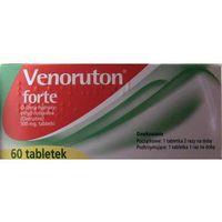 Tabletki Venoruton forte tabl.500mg x 60