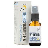 Melatonina Control + Ekstrakt z melisy 20ml